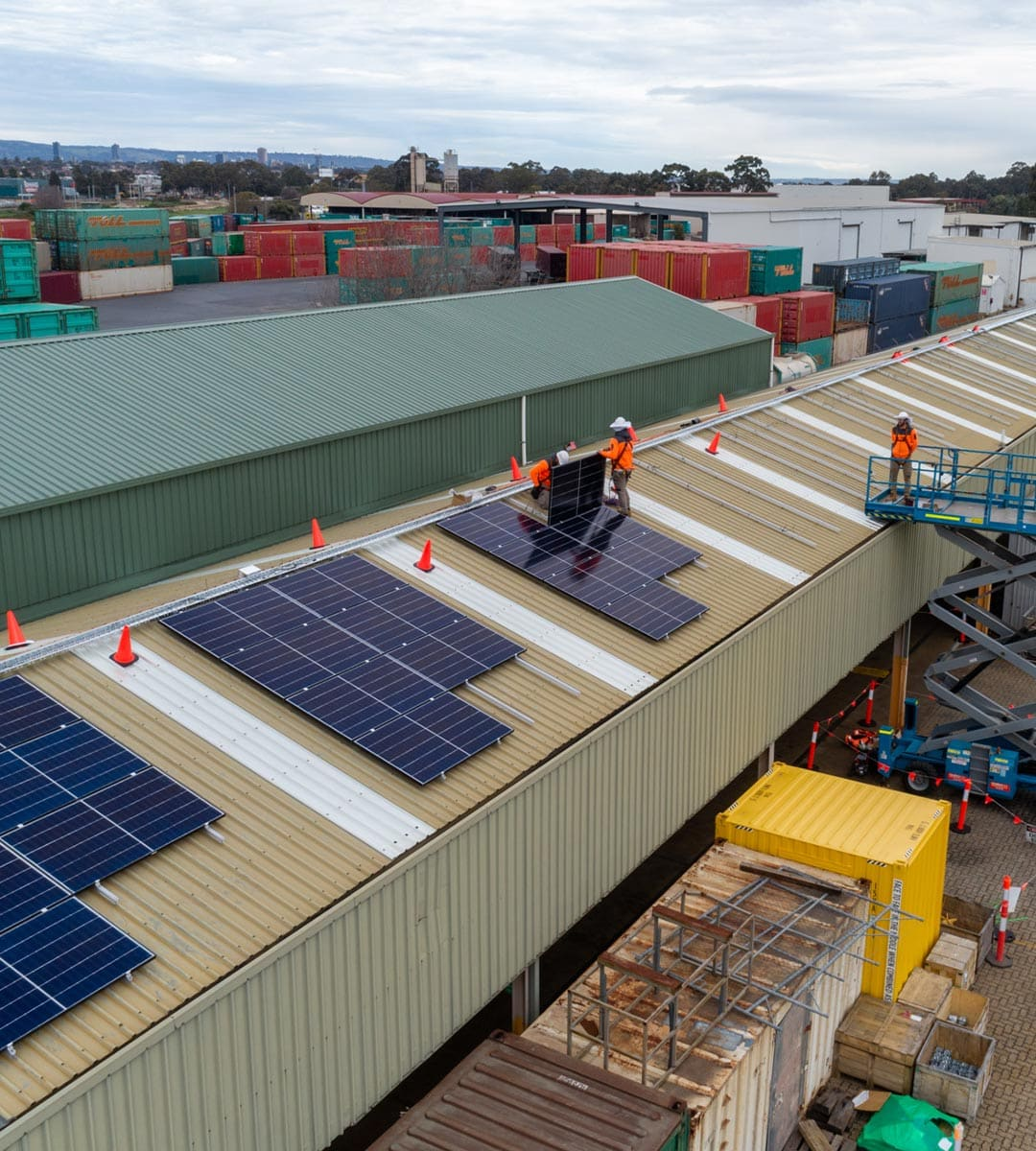 solar battery systems adelaide